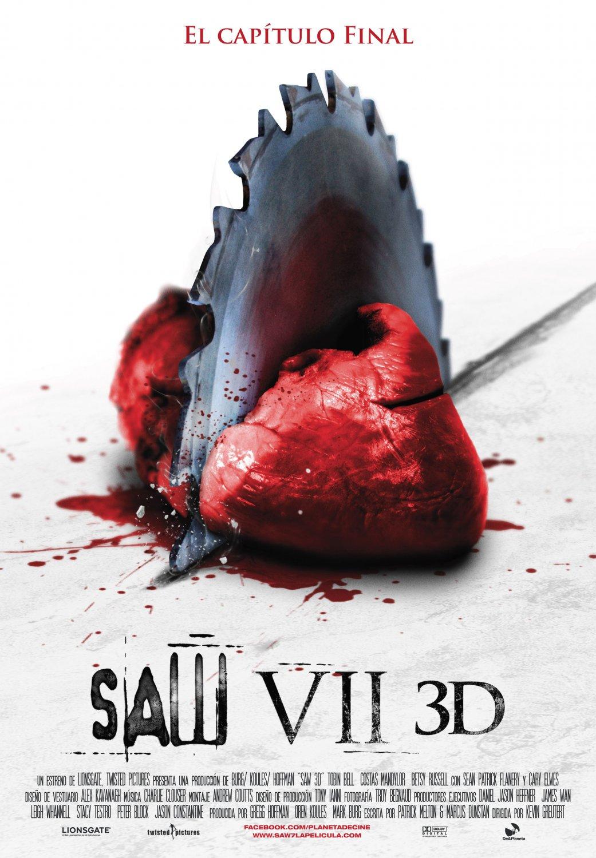 Рецензии на фильм Пила 3D / Saw 3D, отзывы  Пила 3 Ловушки