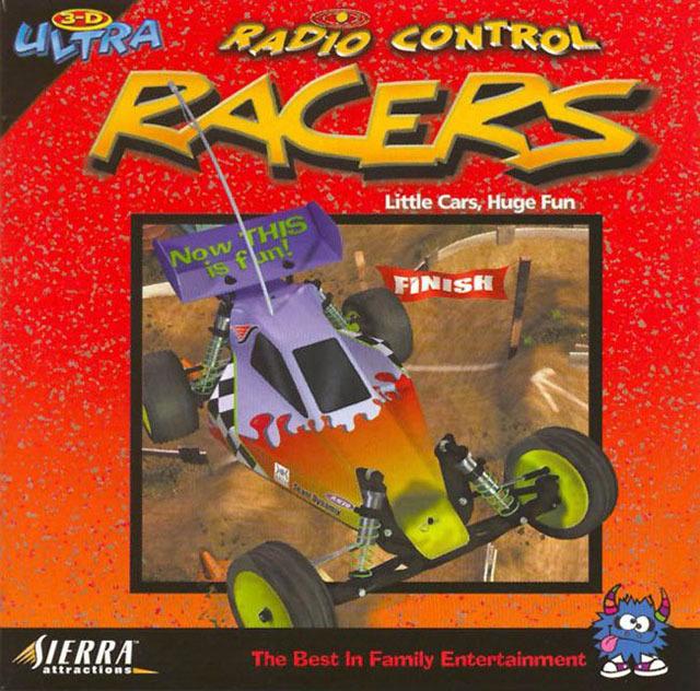 Скачать 3D Ultra RC Racers. Официальный сайт для этой игры пока отсутствую