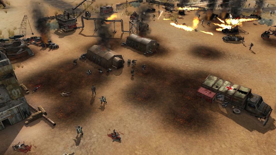 APOX: Воины пустошей. Скриншоты.