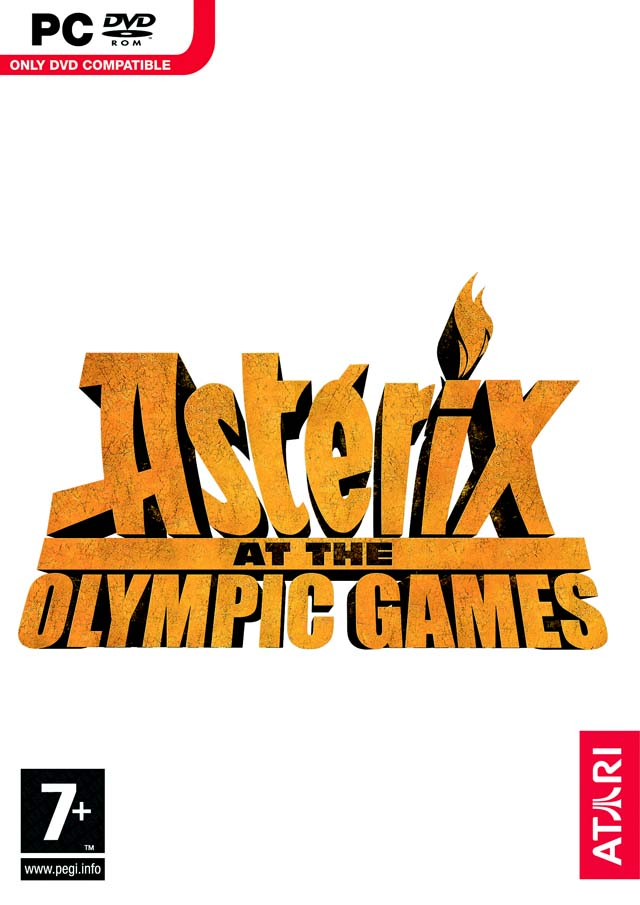 Скачать Игру Asterix At The Olympic Games 2007