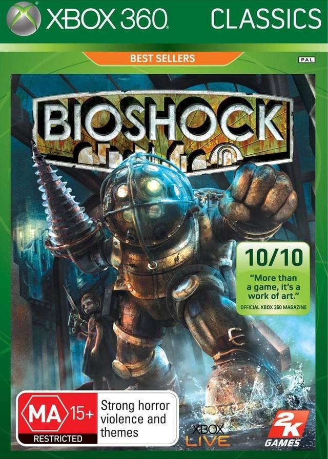 29/10/2010. Email alert when in stock. BioShock. please login. Only