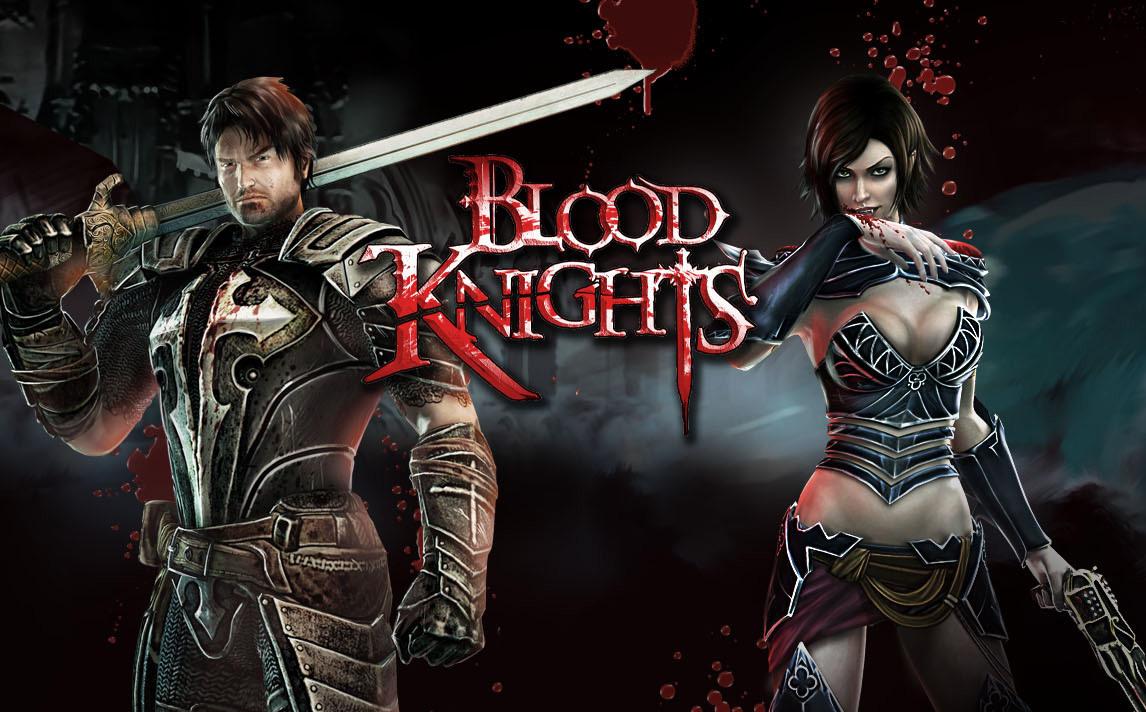 Скачать игру Blood Knights
