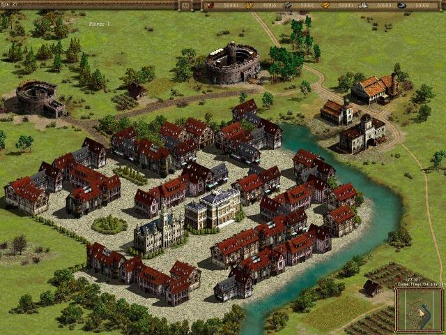 3D ландшафт (True Color), дающий огромные возможности для тактики. . Подде