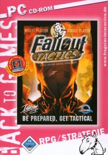 Fallout Tactics Brotherhood of Steel (RPG / Isometric /2001/PC/Rus