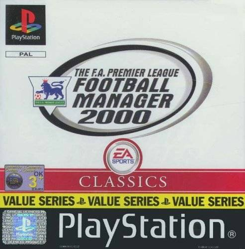 Football Manager Predicts Champions League: The F.A. Premier League Football Manager 2000 (1999