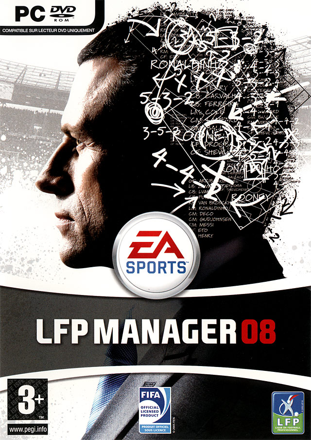 FIFA Manager 08 * Football Третий официальный патч для FIFA 08.