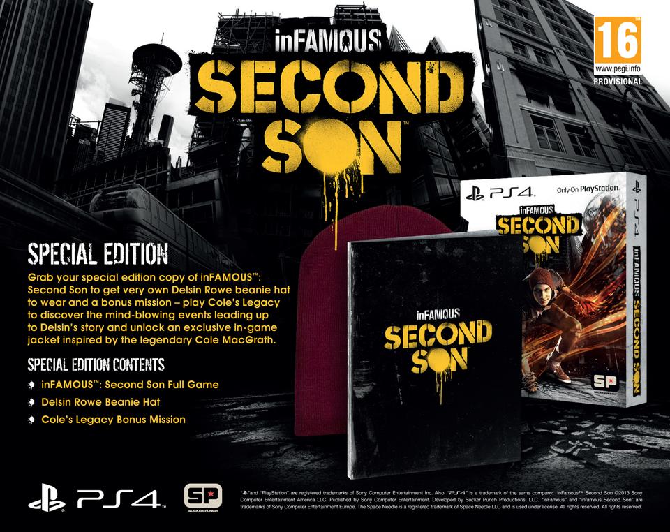 Игра Infamous Second Son Скачать На Компьютер - фото 9