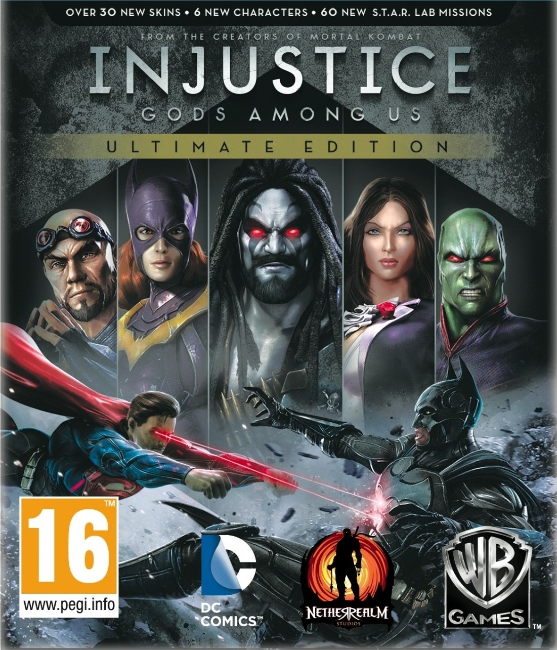 Injustice: Gods Among Us Ultimate Edition [GIFT]