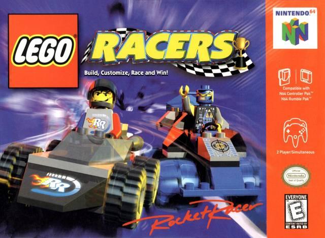 Игру Lego Racers