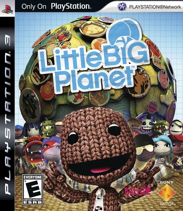 Скачать Игру Little Big Planet На Psp