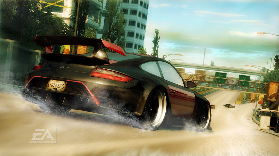 Скачать Игру Need for Speed: Undercover (2008/RUS/SoftClub/Repack) бесплатн