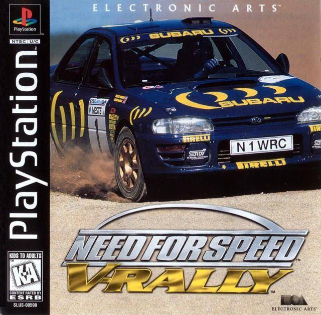need for speed v rally 1997. Black Bedroom Furniture Sets. Home Design Ideas