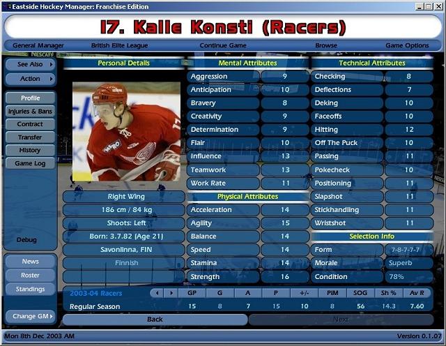 Nhl Eastside Hockey Manager 2005 Tips For Better - image 6