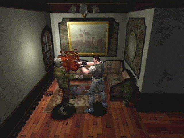 торрент скачать Resident Evil 1997 - фото 2
