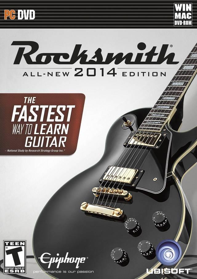 Rocksmith 2014 pc