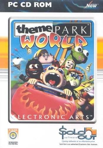Игру Theme Park Pc