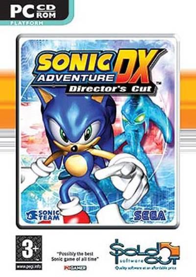 Игру Sonic The Adventure