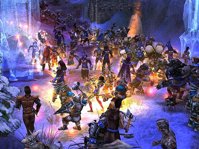Перейти к игре SpellForce: The Order of Dawn. Контакты для связи с админис