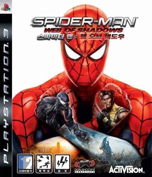 скачать игру Spider Man Web Of Shadows через торрент на русском - фото 3