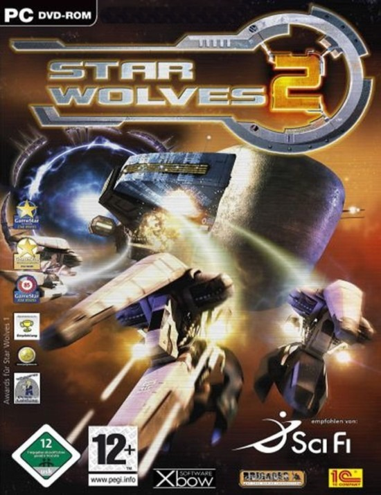Скачать Star Wolves II/Звездные волки 2 RePacK 2006 / Русский Real-Time Str