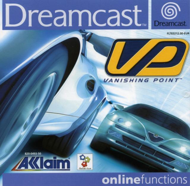 Игру Образ Vanishing Point На Dreamcast