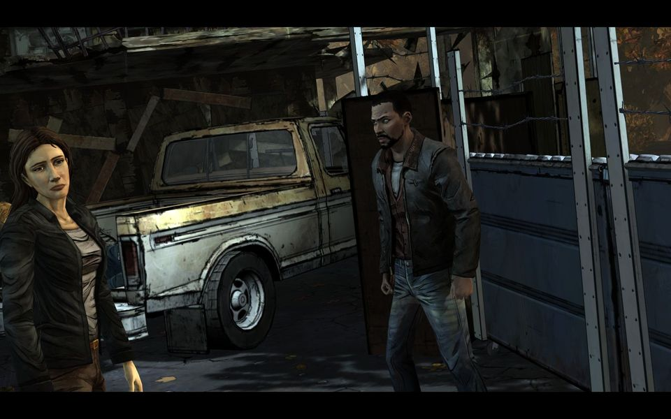 ?? ???? The Walking Dead: Episode 2 - Starved for Help ( 2012