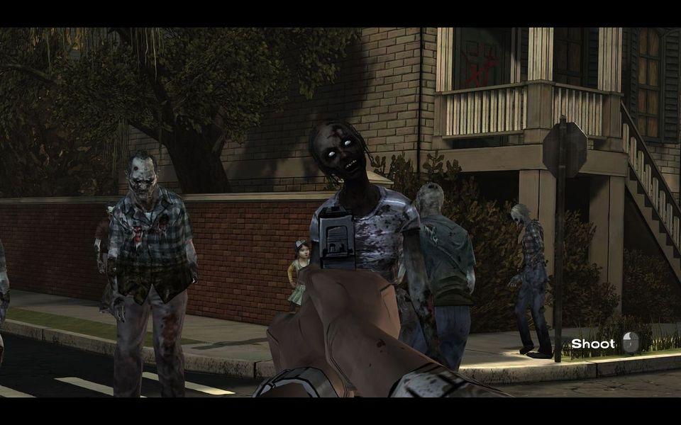 ???? The Walking Dead: Episode 4 - Around Every Corner ( 2012