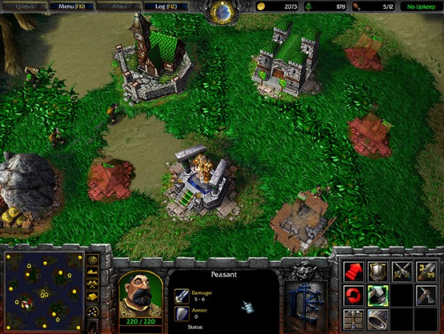 B Warcraft III The Frozen Throne Patch 1.26a PL - download.