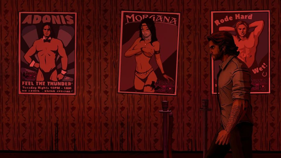 ?? ???? The Wolf Among Us: Episode 5 - Cry Wolf ( 2014