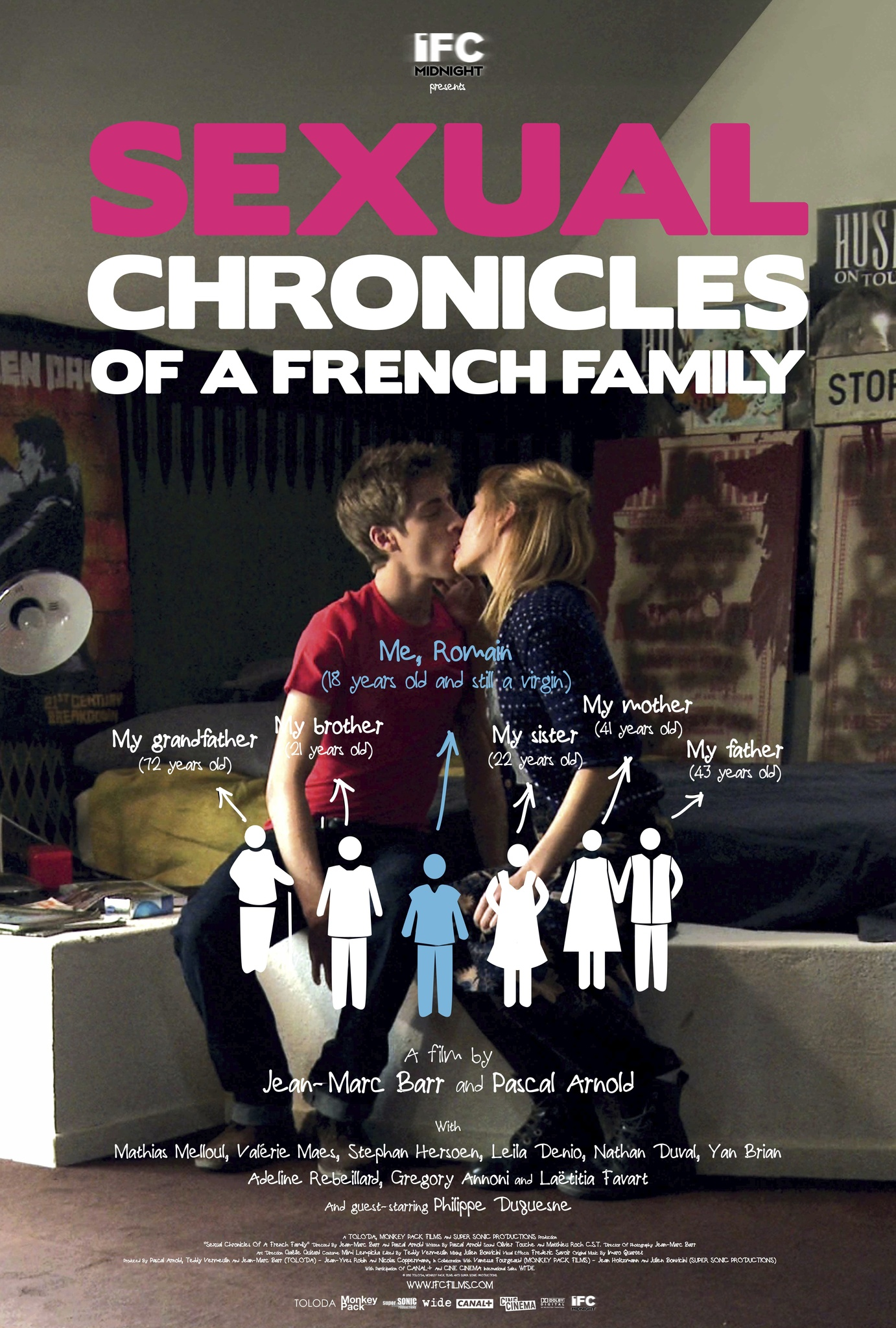 Фильмы 2012 сексуальне хроники французской семьи