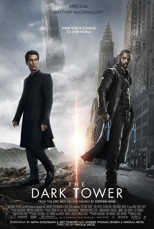 Смотреть фильм чёрная башня 2018