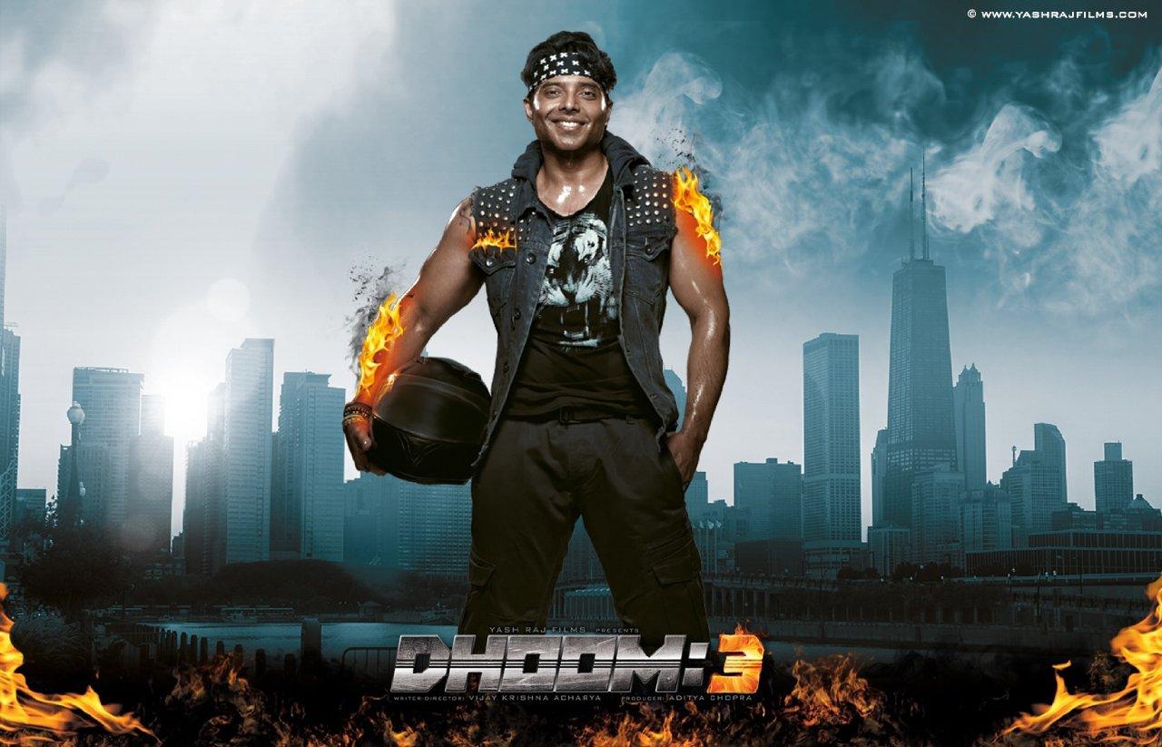 Dhoom 2 Фильм