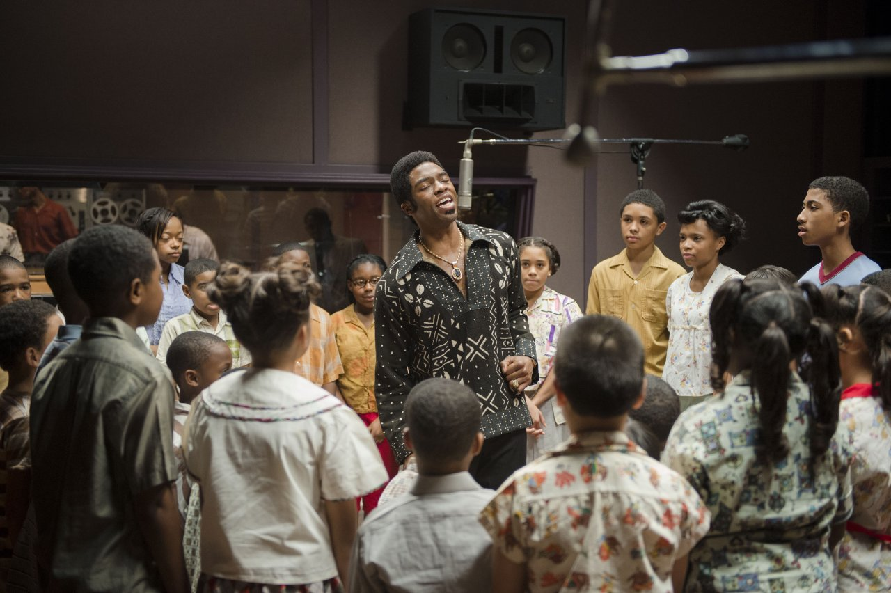 «Джеймс Браун: Путь Наверх» — 2014