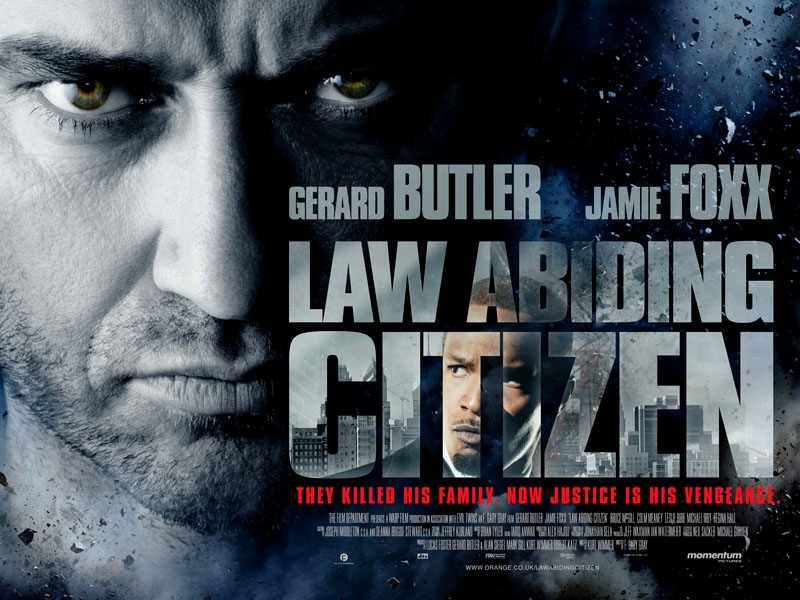 «Смотреть Фильмы Онлайн Законопослушный Гражданин» / 2011