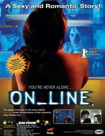 Онлайн on line секс ложь и интернет 2002