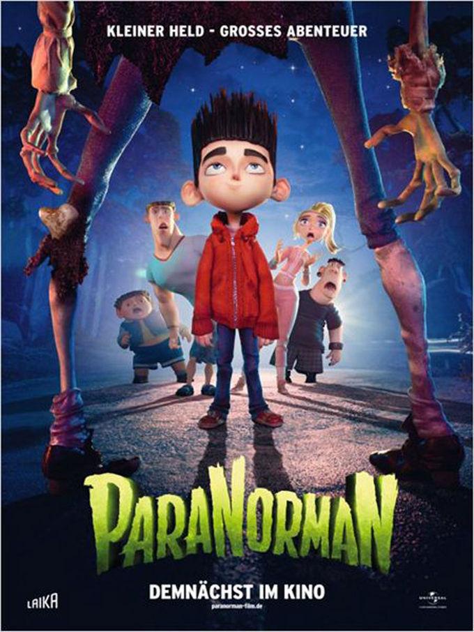 паранорман или как приручить зомби смотреть мультфильм: