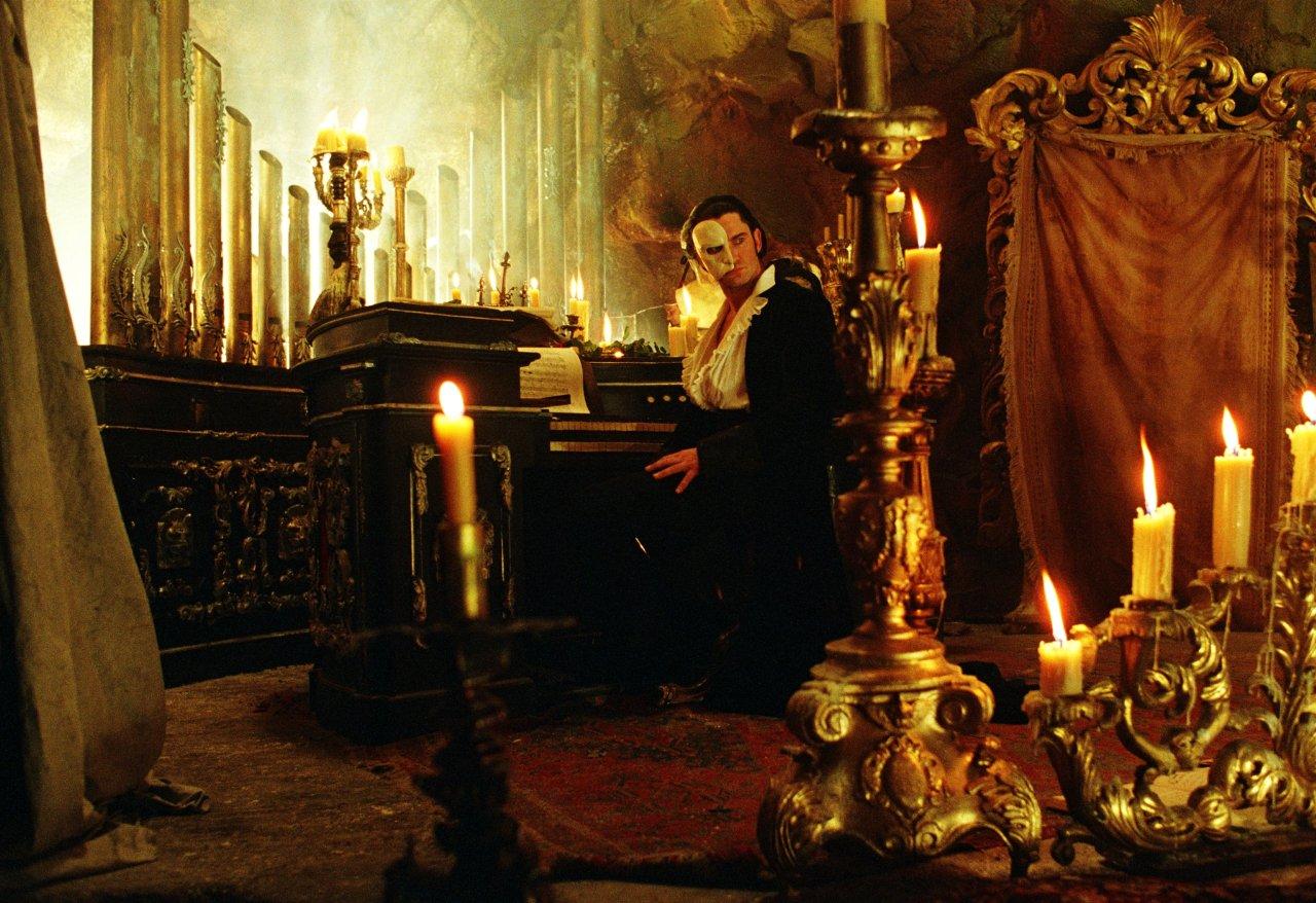 «Призрак Оперы» — 2004