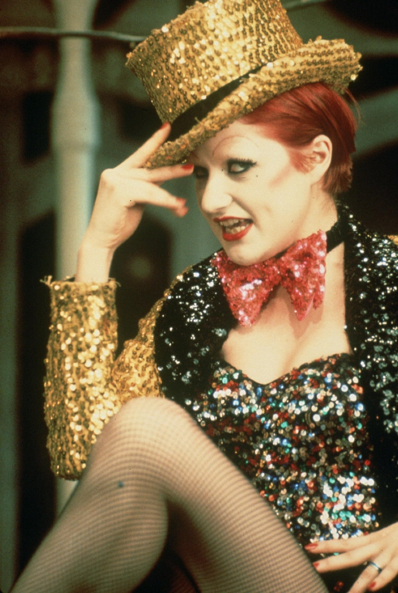 The rocky horror picture show: lets do the time warp again: annaleigh ashford as columbia in the rocky horror